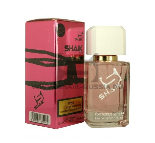 Shaik Parfum № 208 Shaik Dlu Mantal Ros Musk