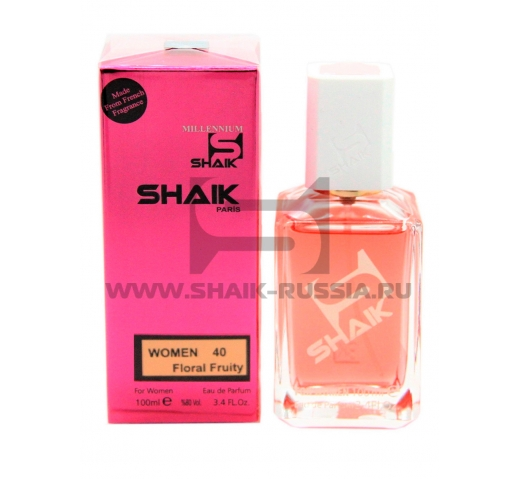 Shaik Parfum № 40 TENDREE, 100 мл.