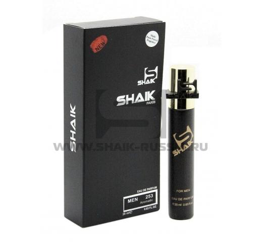 Shaik Parfum № 253 TRARDI UOMO 20 мл.