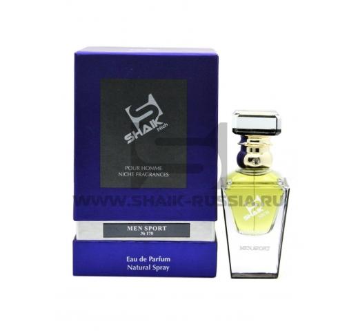 Shaik Parfum № 170 Shaik Niche Allure Sport Men