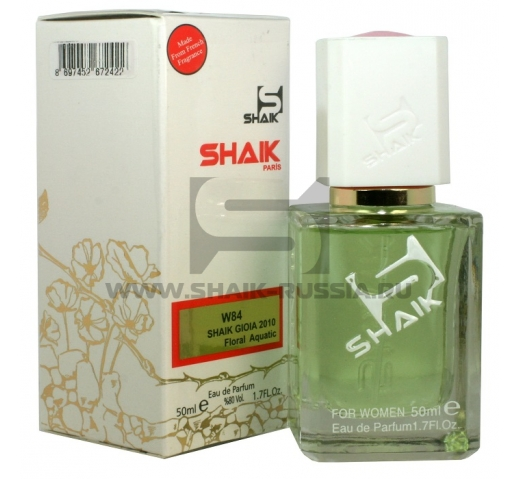 Shaik Parfum №84 Acqua Di Gioia