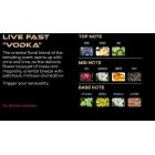 Shaik Live fast vodka